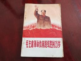 毛主席革命教育路线胜利万岁