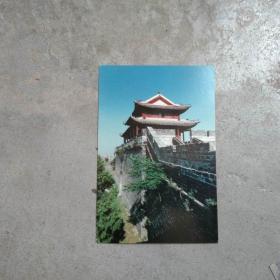 眀信片;荆州古城[1张]