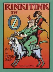 Rinkitink in OZ (Books of Wonder)[奥兹国的林奇汀奇国王]