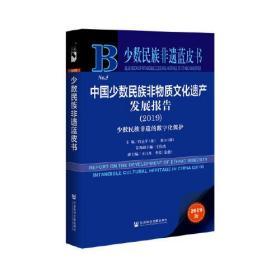 中国少数民族非物质文化遗产发展报告(2019) 少数民族非遗的数字?