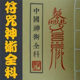 民间秘法 茅山惩制恶人法术 五雷术 照水碗法术等 中国神术全科