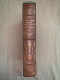 Franklin Library限量本:The country of the pointed firs and other stories.