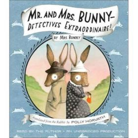 Mr. and Mrs. Bunny-Detectives Extraordinaire! (Audio CD)