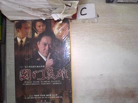 三十三集大型悬疑电视连续剧:国门英雄(17碟装DVD)