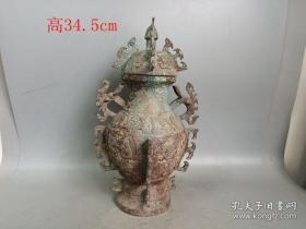 战汉青铜器摆件
