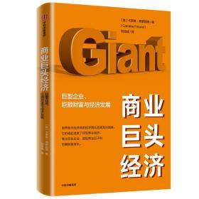 商业巨头经济:巨型企业,巨额财富与经济发展