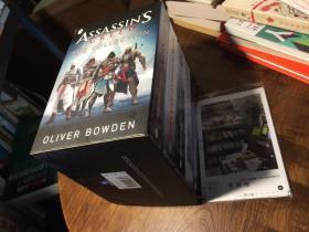 英文原版   Assassin's Creed  5本套装合售
