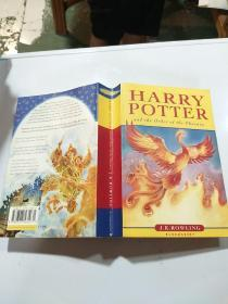 Harry Potter and the Order of the Phoenix:哈利波特与凤凰社
