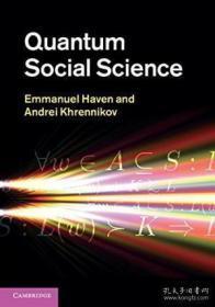 Quantum Social Science-量子社会科学