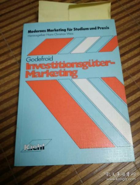 Investitionsgüter-Marketing