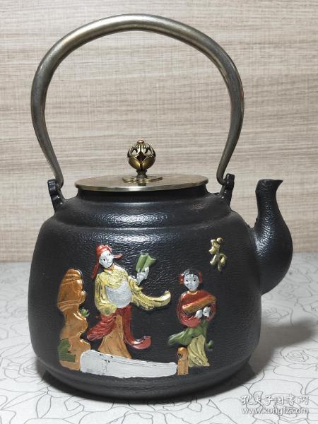 養生鐵壺(xka)(多平臺同售,請先咨詢情況,避免已售)