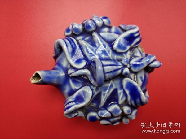 藍白研滴~壺口有損
