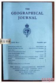 1928年倫敦出版出版《亞洲腹地 - 蒙古 - 神秘的商路. 》插圖版 24開.
