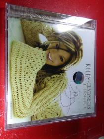 CD---廣東美卡-----凱莉克萊森----:謝謝你的愛,CD好品。