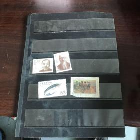 自己私藏的邮票册