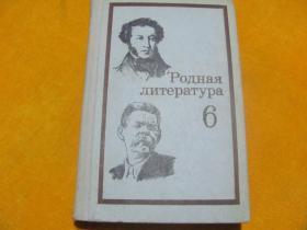 РОДНАЯ ЛИТЕРАТУРА祖国文学(6)(俄文版)