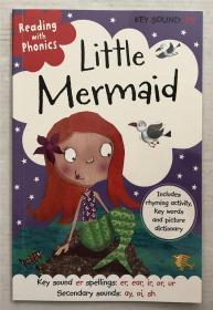 平装 little mermaid小美人鱼