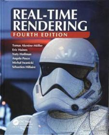 Real-time Rendering, Fourth Edition-实时渲染,第四版