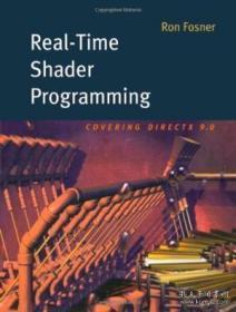 Real-time Shader Programming-实时着色器编程