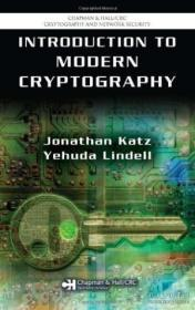 Introduction To Modern Cryptography-现代密码学概论