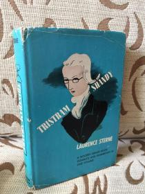 Tristram Shandy by Laurence Sterne -- 劳伦斯 斯特恩《项狄传》现代文库 1950年出版
