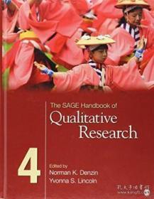 The Sage Handbook Of Qualitative Research-质量研究的Sage手册