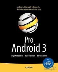 Pro Android 3-Pro安卓3