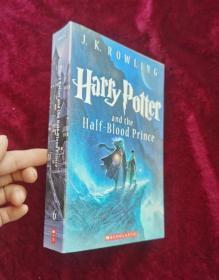 【正版图书现货】Harry Potter and the Half-Blood Prince - Book 6