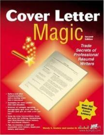 Cover Letter Magic, Second Edition-求职信魔术,第二版