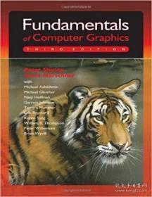 Fundamentals Of Computer Graphics, Third Edition-计算机图形学基础,第三版