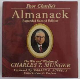 Poor Charlie's Almanack-穷查理宝典