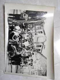 文革红卫兵合影照片
