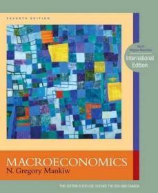 Macroeconomics 7E:International Edition
