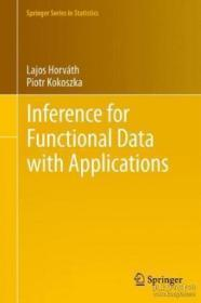 Inference For Functional Data With Applications-函数数据推理及其应用