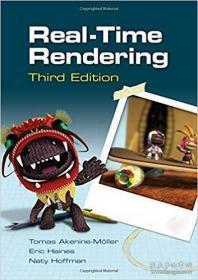 Real-time Rendering, Third Edition-实时渲染,第三版