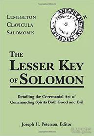 The Lesser Key Of Solomon-所罗门的小钥匙