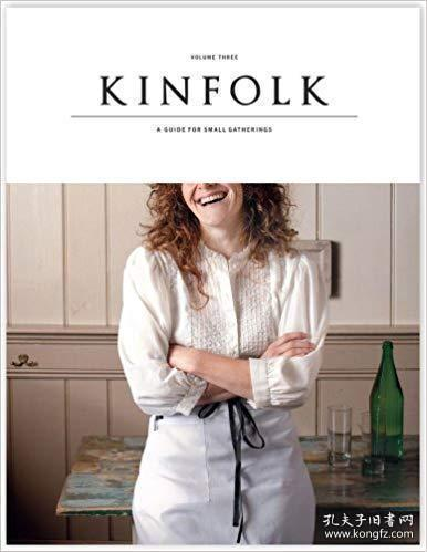 Kinfolk Volume Three-亲属卷三