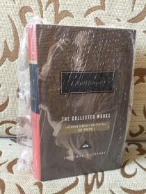 The Collected Works by Kahlil Gibran - 纪伯伦文集 人人文库布面精装  全新塑封