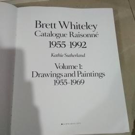 Brett Whiteley  Catalogue Raisonne