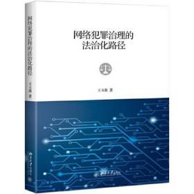 库存书 网络犯罪治理的法治化路径
