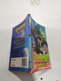 goosebumps series 2000: 鸡皮疙瘩系列2000