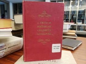 A Critical History of Children's Literature