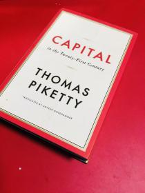 Capital in the Twenty-First Century [国外原版精装] [21世纪资本论]