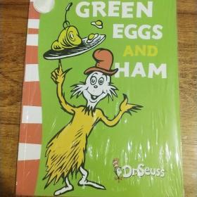Green Eggs and Ham 绿色鸡蛋和火腿