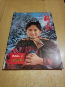 创刊号:日本(1985.8)