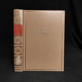 1951年《雪莱作品集》漂亮仿皮精装 The Works of Percy Bysshe Shelley by Carlos Baker