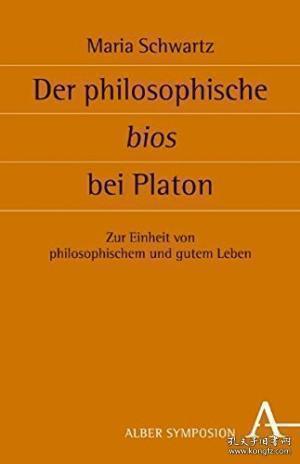 Der philosophische bios bei Platon