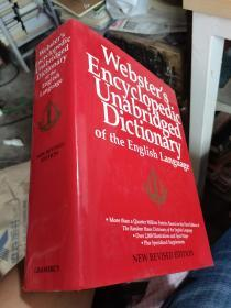 Websters Encyclopedic Unabridged Dictionary Of The English Language: New Revised Edition