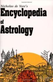 Encyclopedia Of Astrology-占星术百科全书