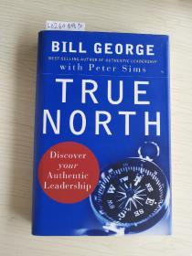 True North:Discover Your Authentic Leadership